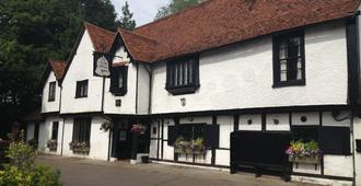 The Olde Bell - Maidenhead - Building