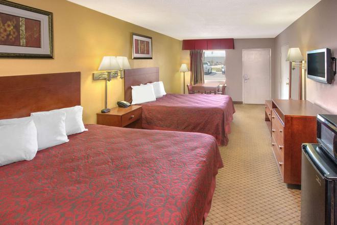 Days Inn by Wyndham Gulfport - Gulfport - Makuuhuone