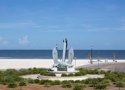 Days Inn by Wyndham Gulfport - Gulfport - Plaża