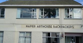 The Art House Backpackers - Napier - Toà nhà
