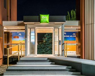 ibis Styles Lyon Bron Eurexpo - Bron - Gebäude