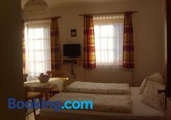 Guggenbergerhof - Maria Luggau - Bedroom
