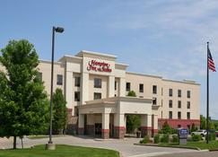 Hampton Inn & Suites Canton - Canton - Building