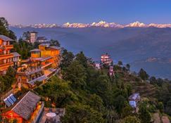 Hotel Country Villa - Nagarkot - Outdoor view