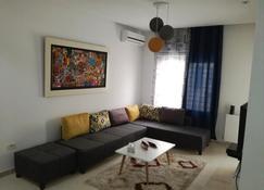 Appartement jinen Ain Zaghouan - Tunis - Living room