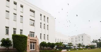 The Imperial New Delhi - Niu Đê-li - Toà nhà