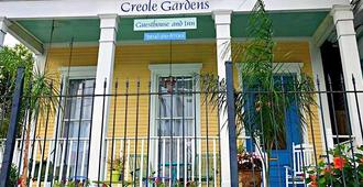 Creole Gardens Guesthouse & Inn - New Orleans - Building