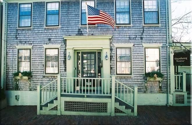 Hawthorn House - Nantucket - Rakennus