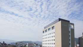 Spa Hotel Alpina Hida Takayama - Takayama - Bâtiment