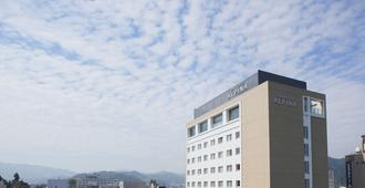 Spa Hotel Alpina Hida Takayama - Takayama - Edifício