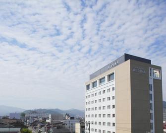 Spa Hotel Alpina Hidatakayama - Takayama - Building