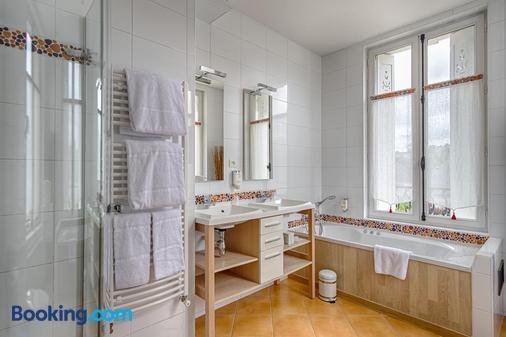 Manoir Du Parc - Amboise - Phòng tắm