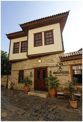 Minyon Hotel - Antalya - Rakennus