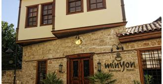 Minyon Hotel - Antalya - Edificio