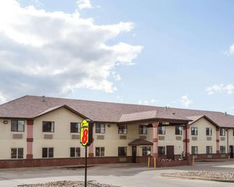 Super 8 by Wyndham Rock Springs - Rock Springs - Bina
