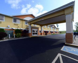 Quality Inn & Suites - Springfield - Gebäude