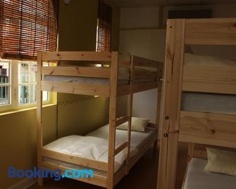 Le Penguin Hostel - Faro - Yatak Odası