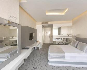 White Line Boutique Hotel - Елязиг - Bedroom