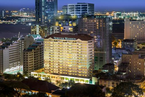 Norfolk Mansion - Luxury Serviced Apartment - Ho Chi Minh City - Building