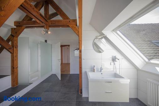 Bodensee Hotel Sonnenhof - Oberwolfertsweiler - Bathroom