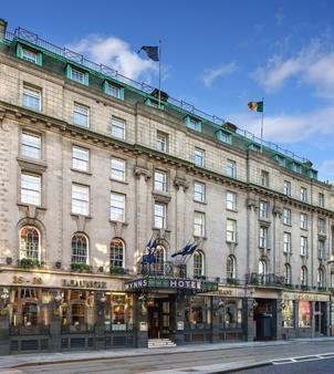Wynn's Hotel - Dublin - Building