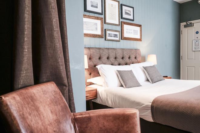白星客棧酒店 - 南安普敦 - 南安普敦 - 臥室