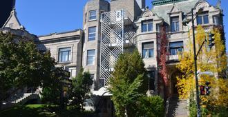 遊客之家酒店 - 蒙特利爾 - 蒙特婁 - 建築