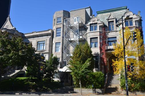 Hotel La Residence du Voyageur - Montreal - Building