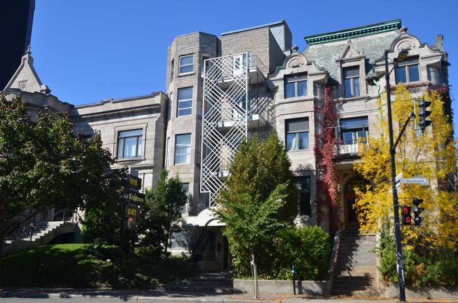 Hotel La Residence du Voyageur - Montreal - Gebäude