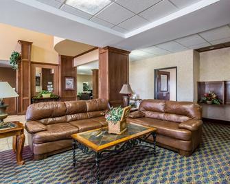 Quality Inn & Suites - Guymon - Wohnzimmer