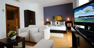 獨特酒店 - 布加勒斯特 - 布加勒斯特 - 臥室