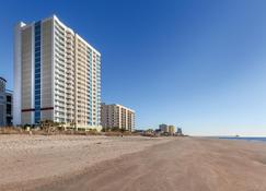 Wyndham Vacation Resorts Towers on the Grove - North Myrtle Beach - Edifício