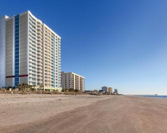 Wyndham Vacation Resorts Towers on the Grove - North Myrtle Beach - Building