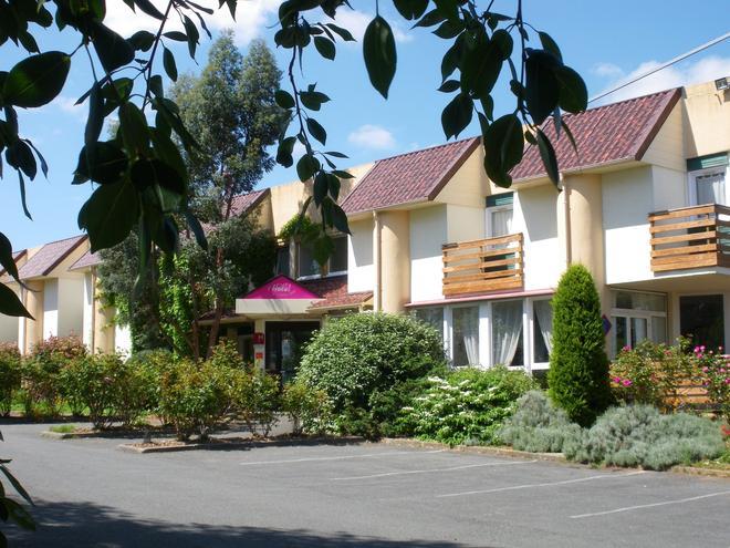 Come Inn - Poitiers - Rakennus