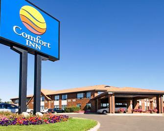 Comfort Inn Swift Current - Swift Current - Building