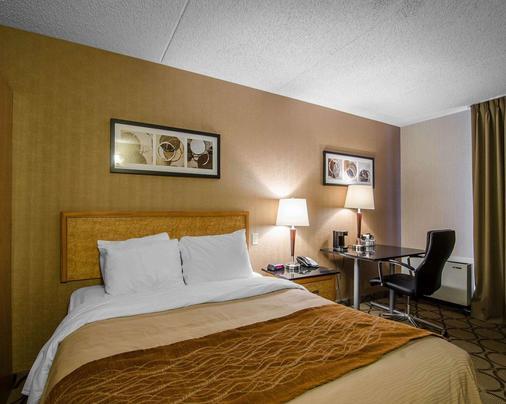 Comfort Inn - Swift Current - Bedroom