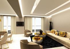 Royal Tulip City Center Tanger - Tangier - Phòng khách