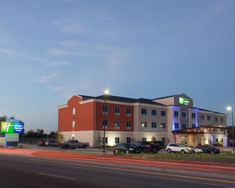 Holiday Inn Express & Suites Gatesville - Gatesville - Gebäude