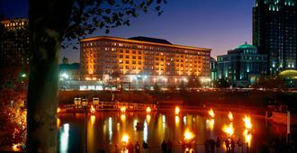 Courtyard by Marriott Providence Downtown - Providence - Byggnad