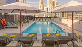 Wyndham Dubai Marina - Dubai - Pool