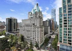 Fairmont Hotel Vancouver - Vancouver - Outdoor view
