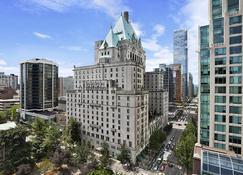 Fairmont Hotel Vancouver - Vancouver - Außenansicht