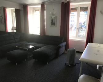 Palace club - Le Locle - Living room