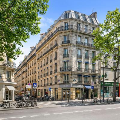 Best Western Nouvel Orleans Montparnasse - Paris - Building