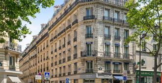 Best Western Nouvel Orleans Montparnasse - Paris - Gebäude