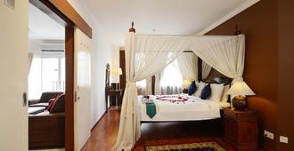 假日廣場酒店 - 吉隆坡 - 吉隆坡 - 臥室