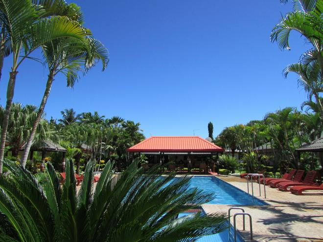 Wailoaloa Beach Resort Fiji - Nadi - Pool