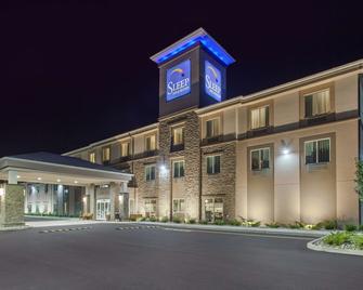 Sleep Inn and Suites Monroe - Woodbury - Monroe - Building