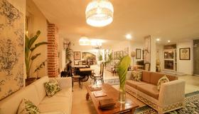 Hotel Kartaxa Cartagena - Cartagena de Indias - Sala de estar