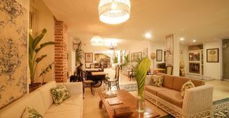 Hotel Kartaxa Cartagena - Cartagena - Living room